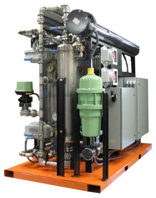 Regenerable Sorbent System